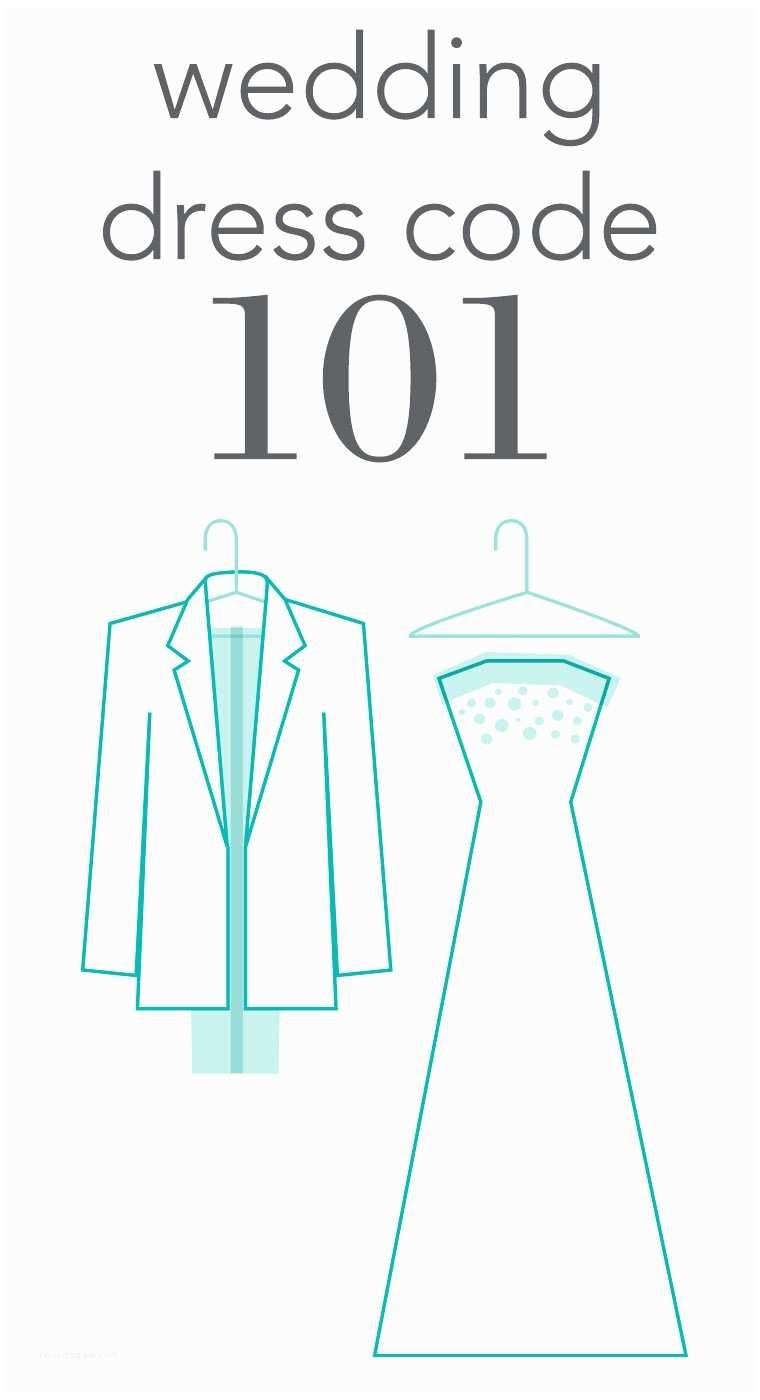 Wedding attire Invitation Wedding Dress Code 101