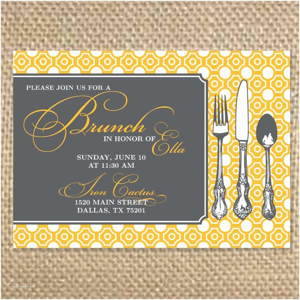 Wedding Brunch Invitations 15 Best Of Wedding Brunch Invitation Card Ideas Emuroom