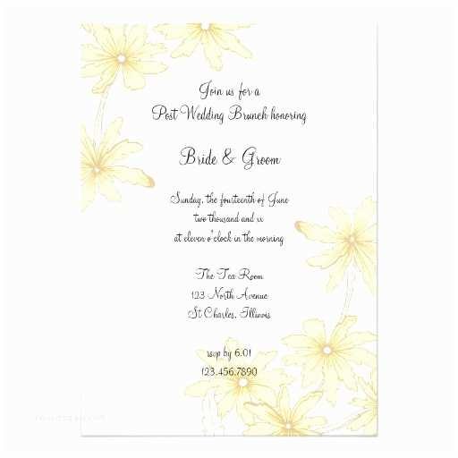 Wedding  Invitations 463 Post Wedding  Invitations Post Wedding