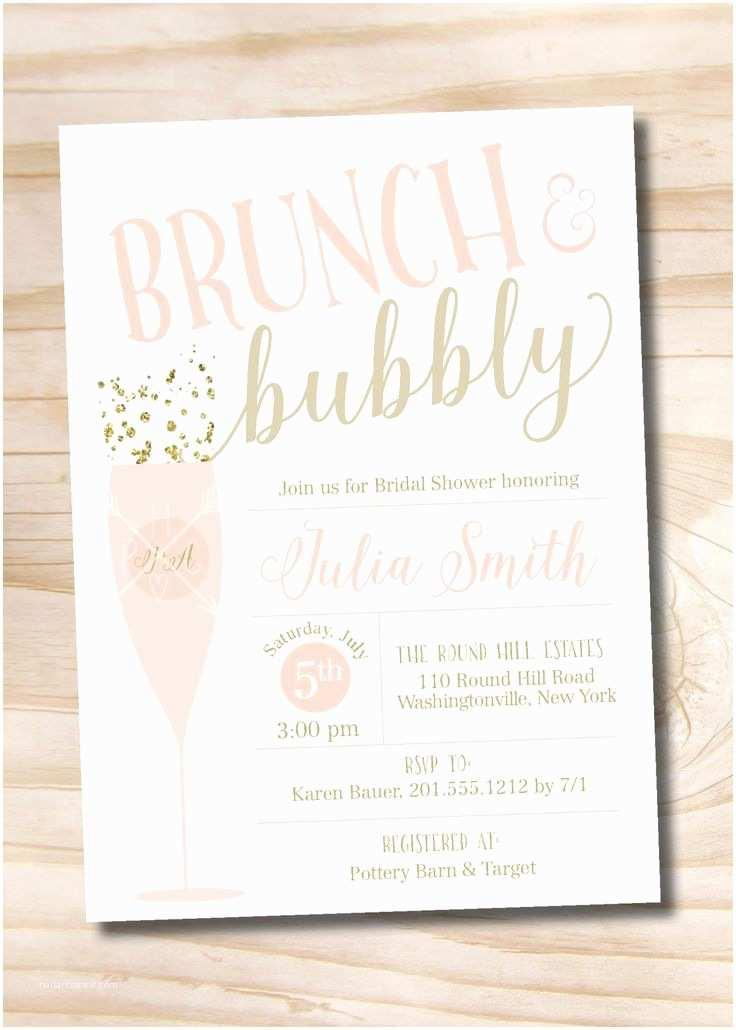 Wedding Brunch Invitations Best 25 Brunch Invitations Ideas On