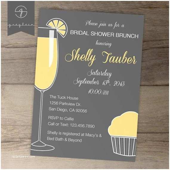 Wedding Brunch Invitations Bridal Shower Brunch Invitations Bachelorette