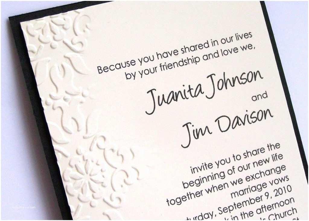 Wedding Ceremony Invitation Wording Invitation Wording Outdoor Ceremony Invitation