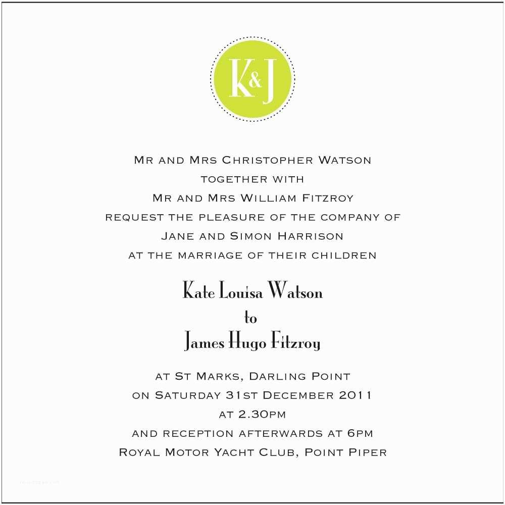 Wedding Ceremony Invitation Wording Wedding Ceremony Invitation Wording Wedding Ceremony
