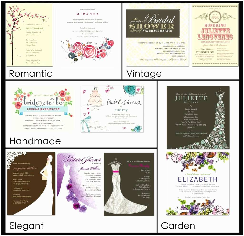 Wedding Divas Bridal Shower Invitations Bridal Shower Invitations for Every Style Vintage Garden