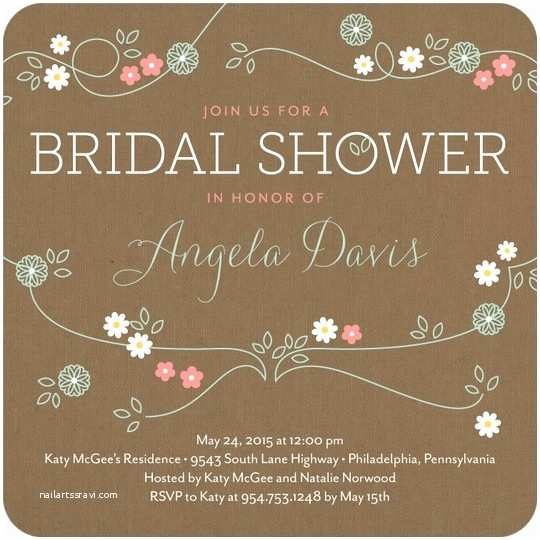 Wedding Divas Bridal Shower Invitations Fall Bridal Shower Invitations Weekend Wedding Deals