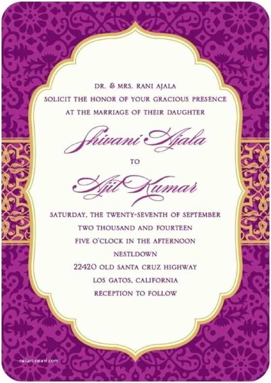Wedding Divas Invitations 10 Ways to Work Gold Into Your Wedding Day