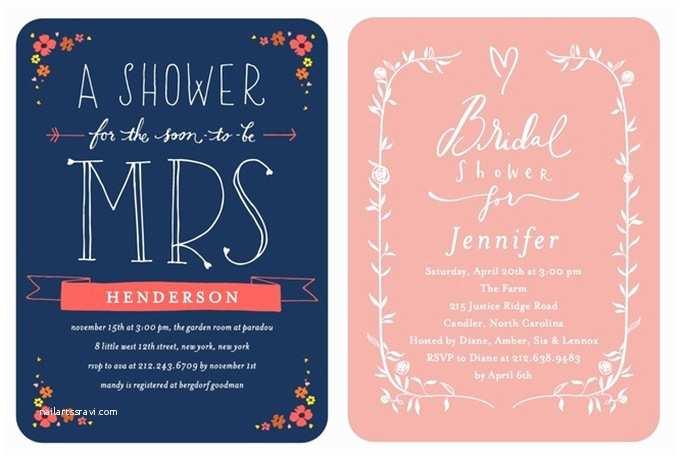 Wedding Divas Wedding Invitations Bridal Shower Invitations From Wedding Paper Divas