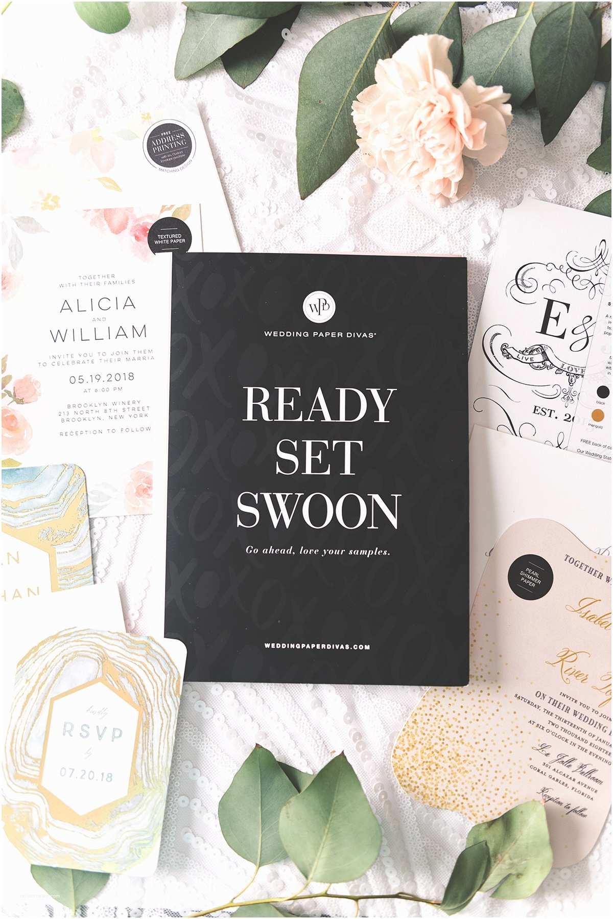 Wedding Divas Wedding Invitations Invitations for Every Wedding Style From Wedding Paper