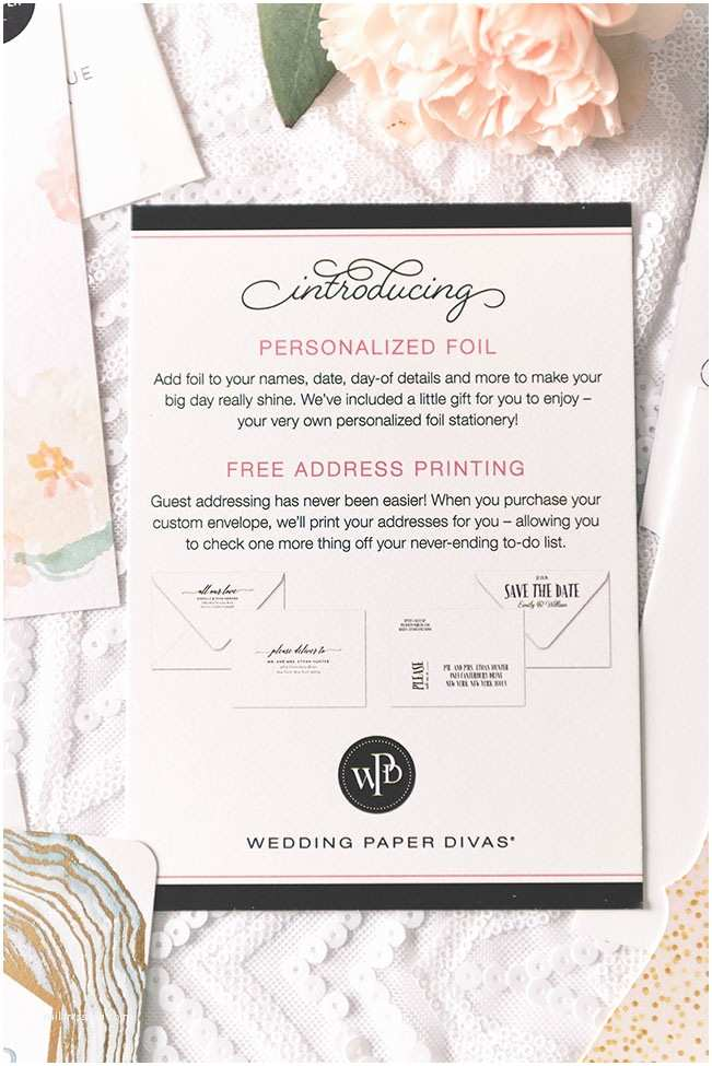 Wedding Divas Wedding Invitations Palm Wedding Invitation Suite Wedding Paper Divas
