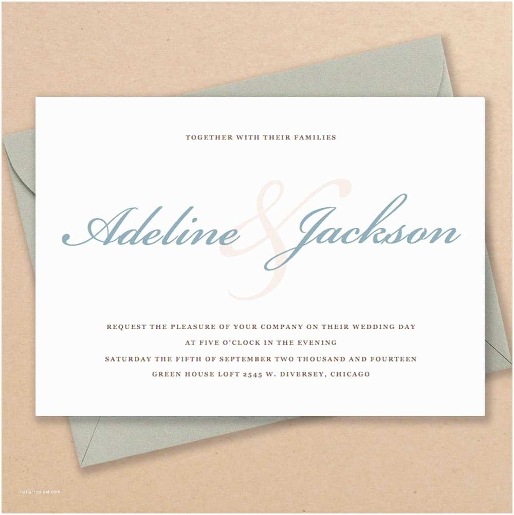 diy wedding invitations templates