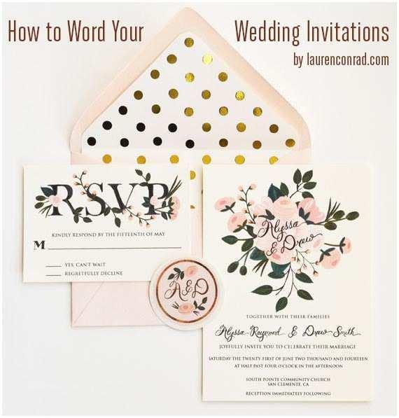 Wedding Etiquette Invitations Wedding Bells Invitation Etiquette – Lauren