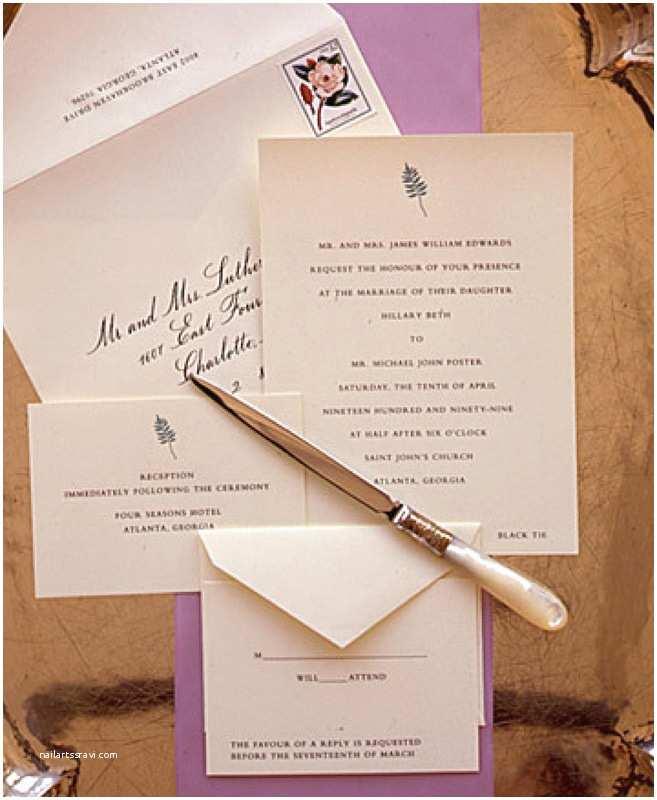 Wedding Etiquette Invitations Wedding Invitation Wording And Etiquette Tips