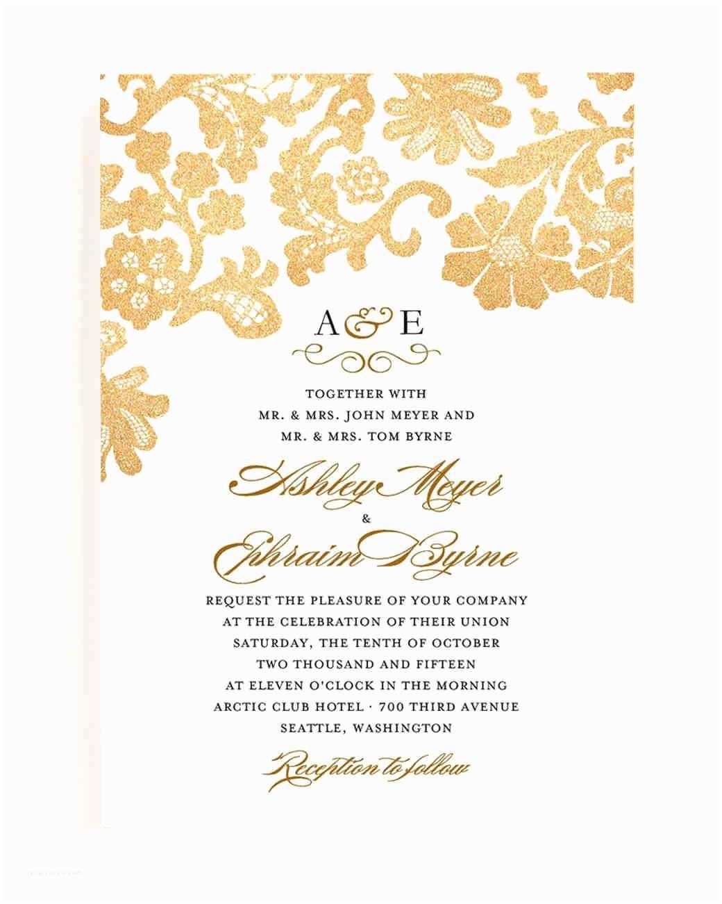 Wedding Etiquette Invitations Wedding Paper Divas Bridal