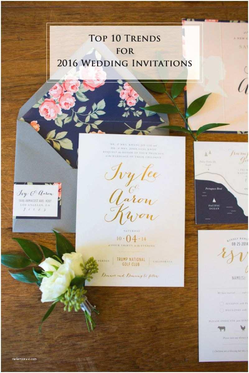 Wedding Invitation 2017 Tendinte Nunta Cele Mai Hot Invitatii De Nunta Pentru 2016