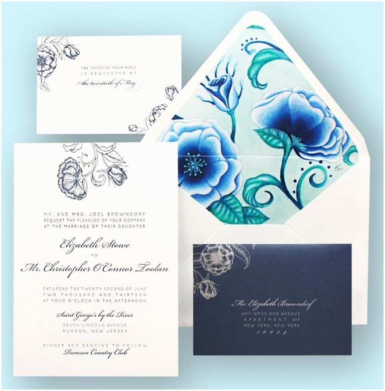 Wedding Invitation 2018 8 Hot Wedding Invitation Trends