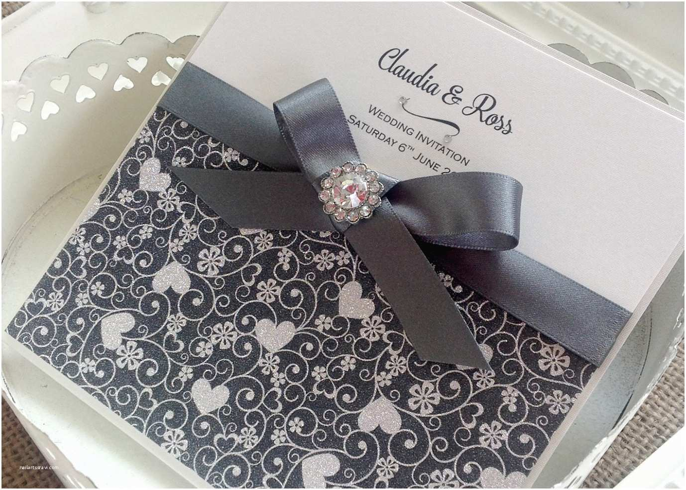 Wedding Invitation 2018 Start 2018 In Style Glitter Wedding Invitations & More