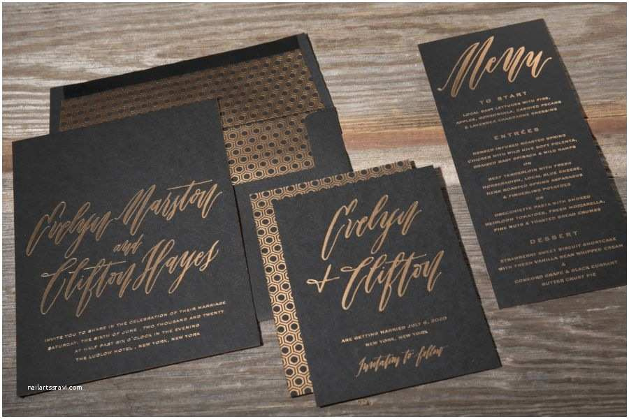 Wedding Invitation 2018 the Wedding Invitation Trends 2018 Couples Must See