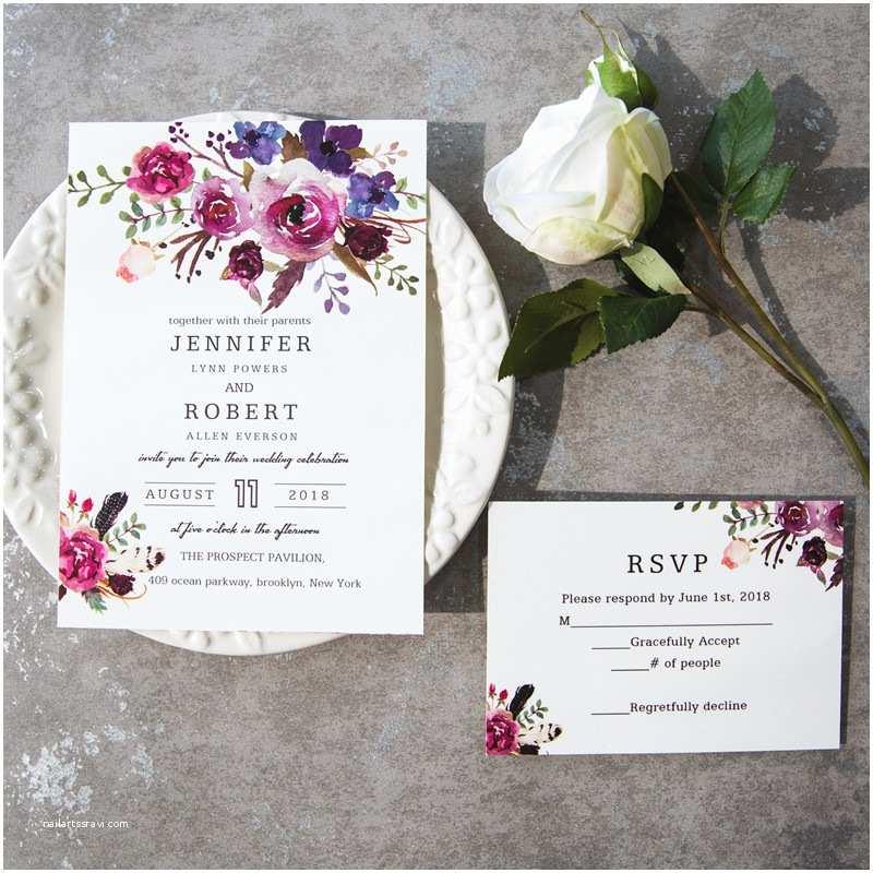 Wedding Invitation 2018 Wedding Invitation 2018 Sansalvaje
