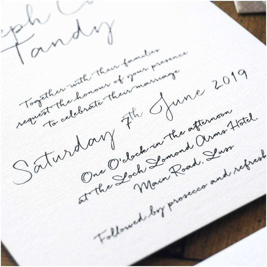 Wedding Invitation Acceptance Letter Awesome Wedding Invitation Letter