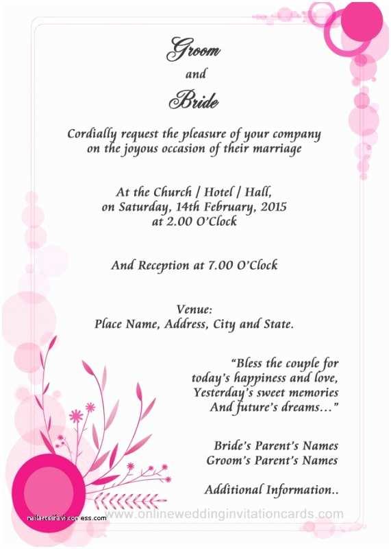Wedding Invitation Acceptance Letter Wedding Invitation Elegant Accepting Wedding Invitation