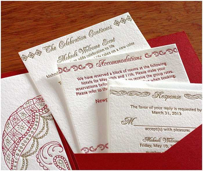 Wedding Invitation Accessories Invitation Suites Stylish Invitations with Accessories