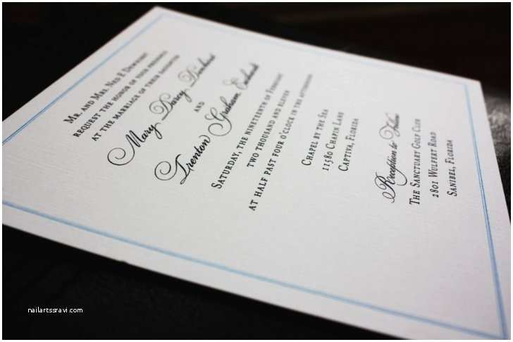 Wedding Invitation Accessories thermography Wedding Invitations Use some Enchanting
