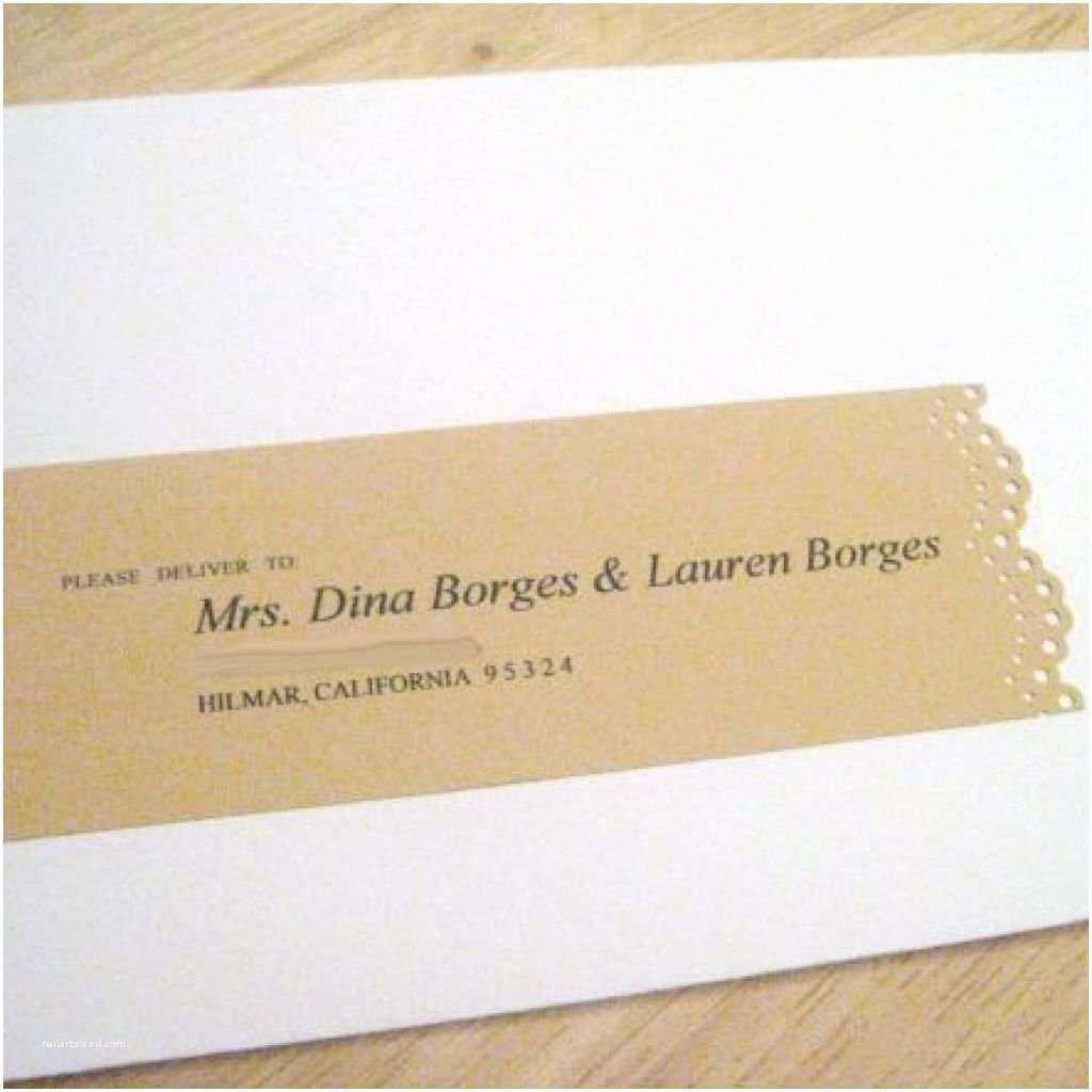 Wedding Invitation Address Labels Return Labels for Wedding Invitations