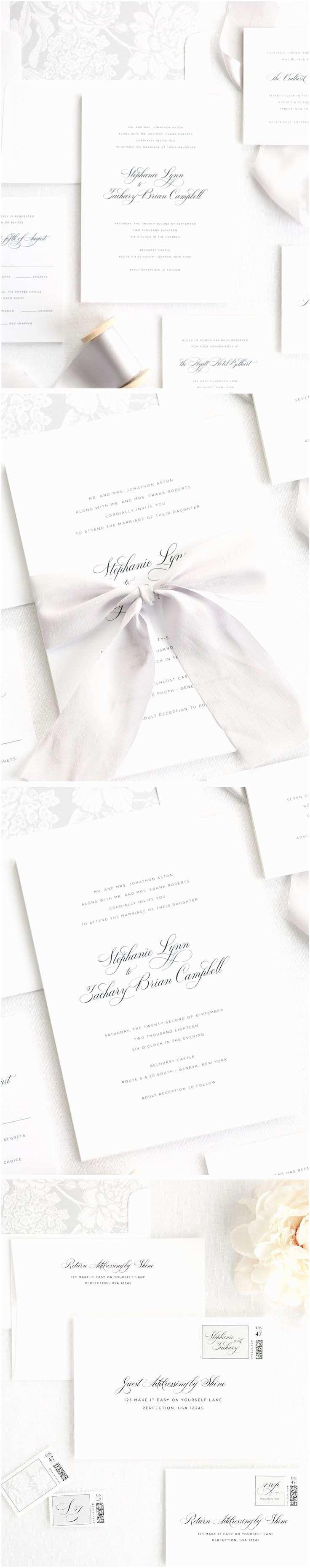 Wedding Invitation Addressing Service 25 Best Ideas About Addressing Wedding Invitations On