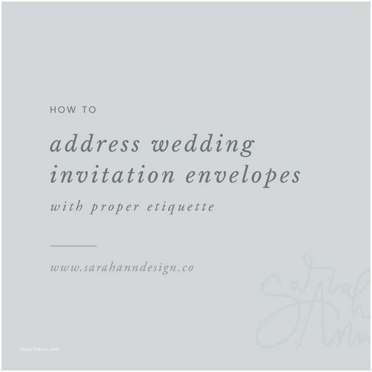 Wedding Invitation Addressing Service Best 25 Envelope Addressing Etiquette Ideas On Pinterest
