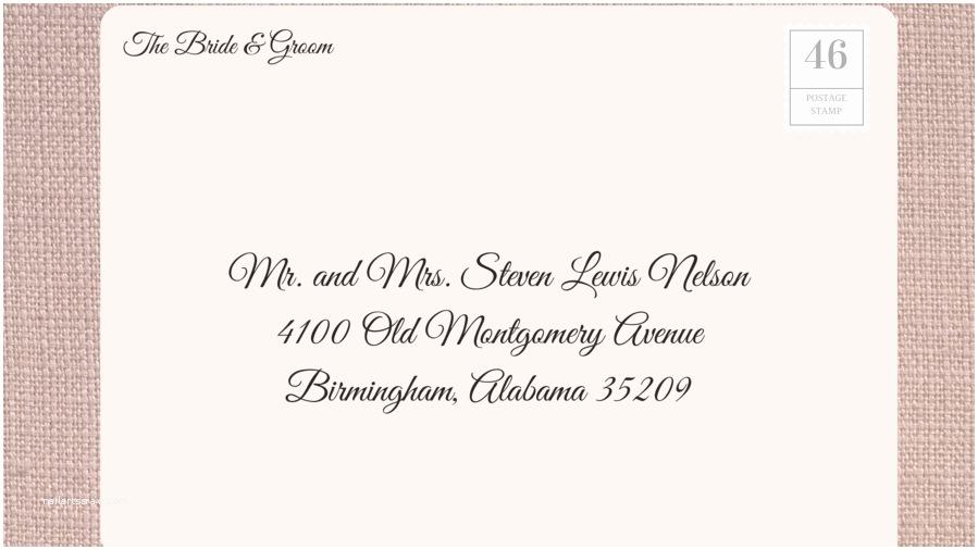 Wedding Invitation Addressing Service Best Etiquette for Addressing Wedding Invitations