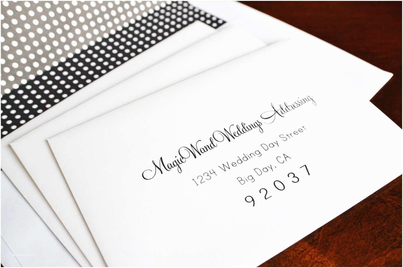 Wedding Invitation Addressing Service Envelope Addressing Magicwand Weddings