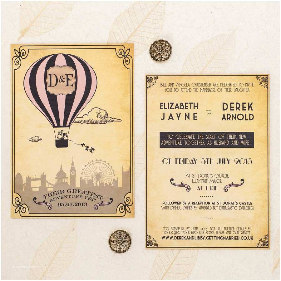 Wedding Invitation Adventure Greatest Adventure Wedding Invitation by something Kinda