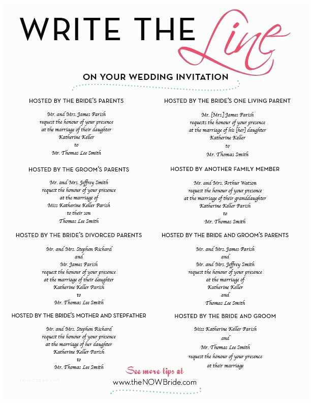 Wedding Invitation Advice How to Address Your Wedding Invitation