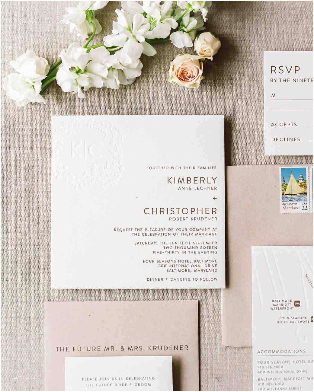 Wedding Invitation Advice Paper Protocol Experts their Best Wedding Invitation