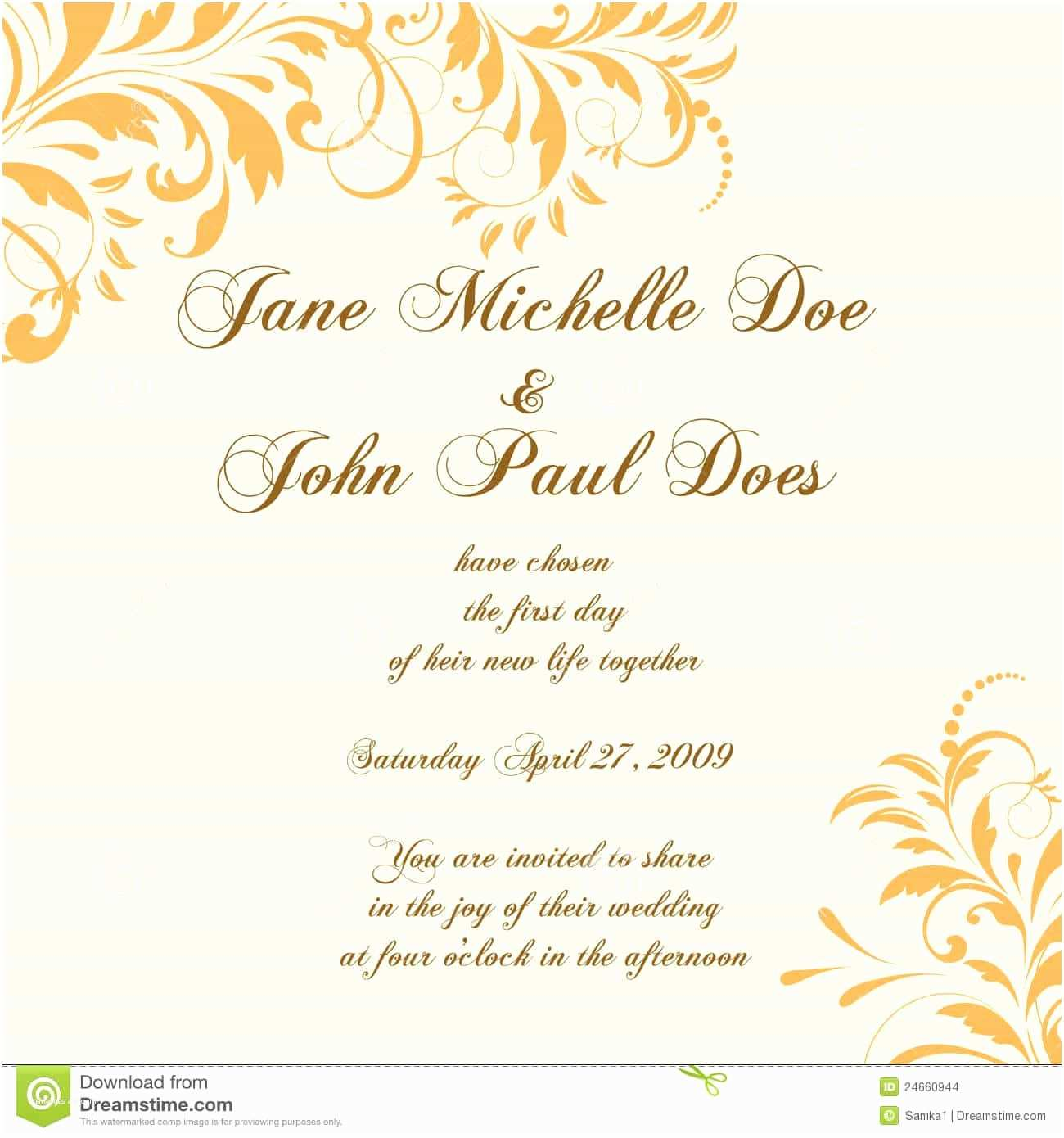 Wedding Invitation Advice Tips for Choosing Wedding Invitation Card Templates