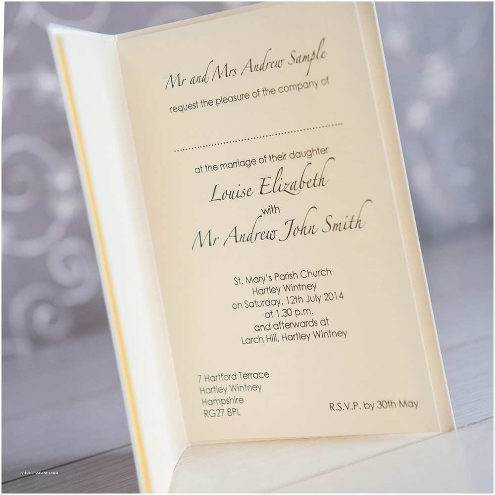 Wedding Invitation Advice Unique Ideas for Wedding Invitation Wording Couple Hosting