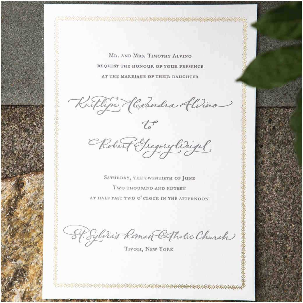Wedding Invitation Advice Wedding Etiquette & Advice