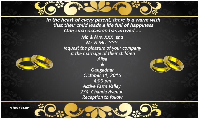 Wedding Invitation  For Android Beautiful Wedding Invitation Video