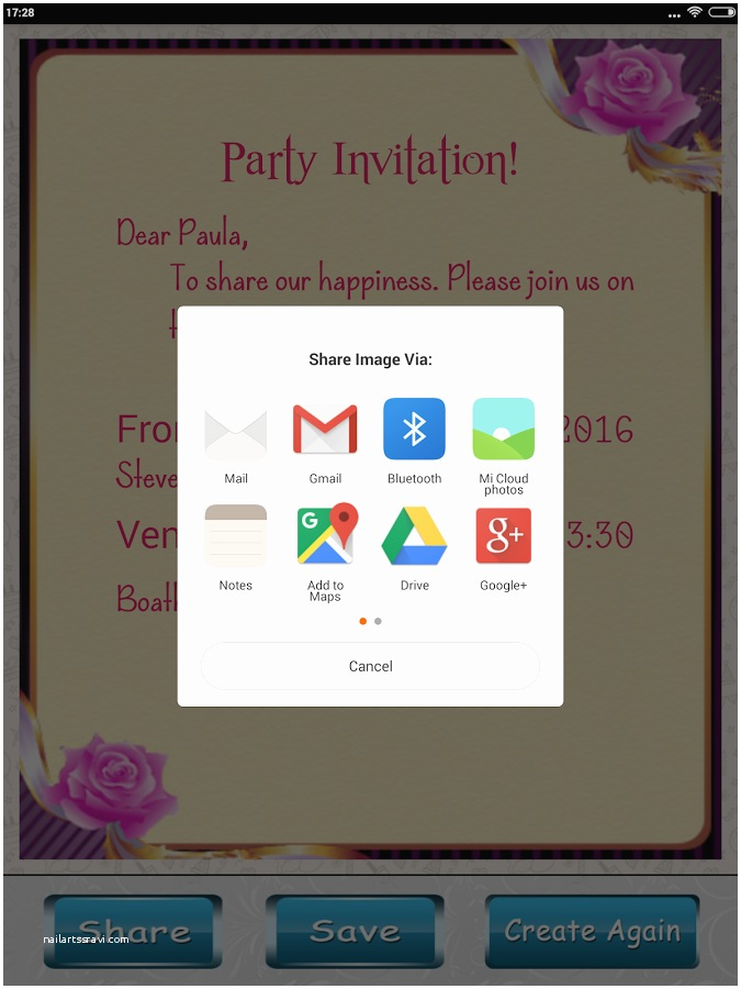 Wedding  App For Android Birthday  App For Android Gallery
