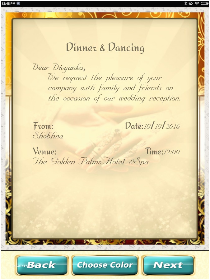 Wedding Invitation App for android Wedding Invitation Cards Maker Marriage Card App android
