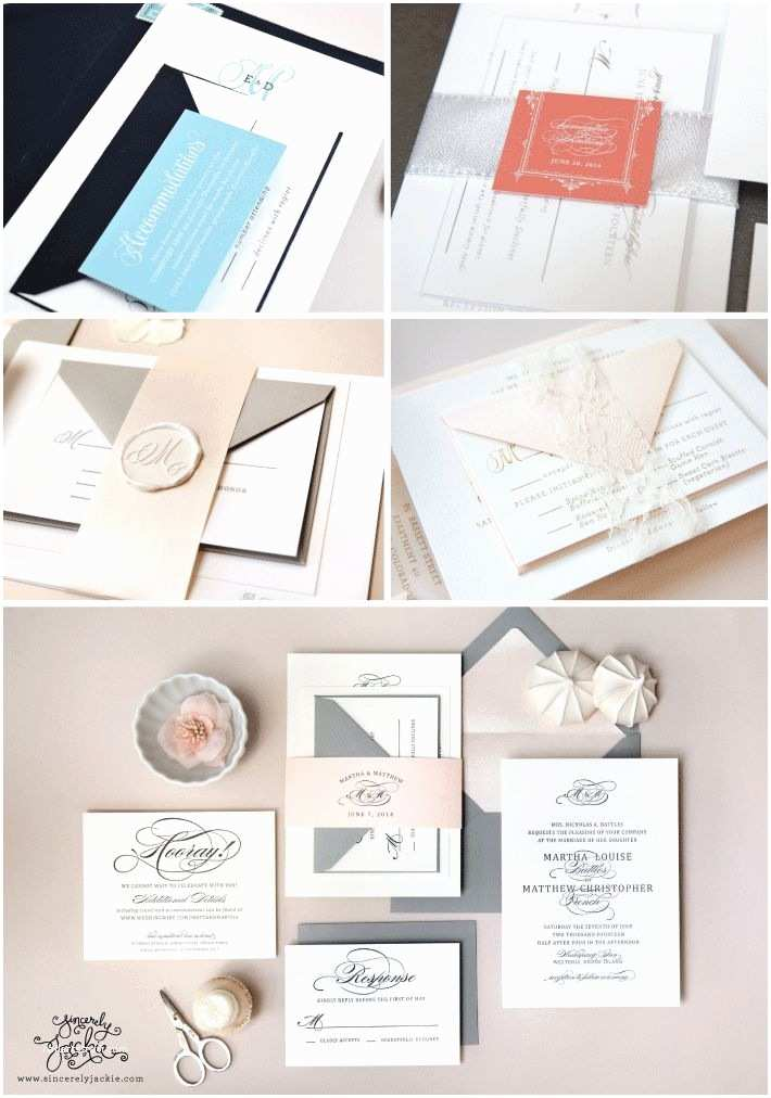 Wedding Invitation assembly 17 Best Images About A Wedding Invite Tied Up On Pinterest