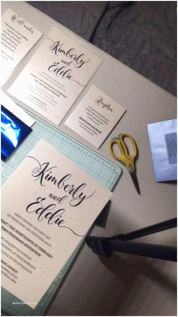 Wedding Invitation assembly 25 Best Ideas About Wedding Invitations On Pinterest