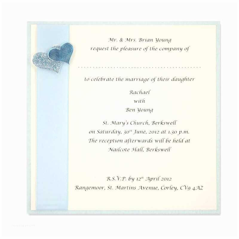 Wedding Invitation Assembly Heart Layered Square Invitation Availiable In A Range
