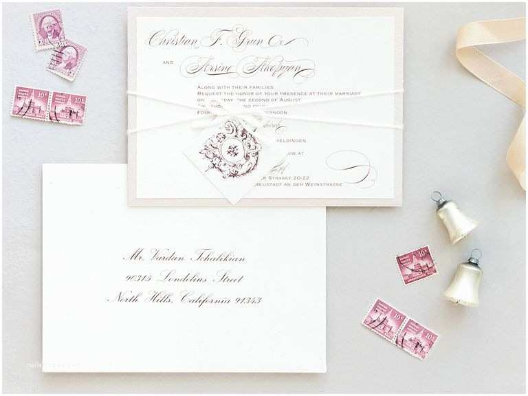 Invitation Assembly How To Assemble  Invitations Gallery