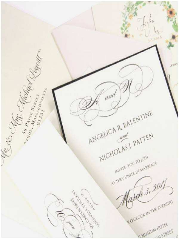 Wedding Invitation assembly Inspirational Wedding Invitation assembly Ideas