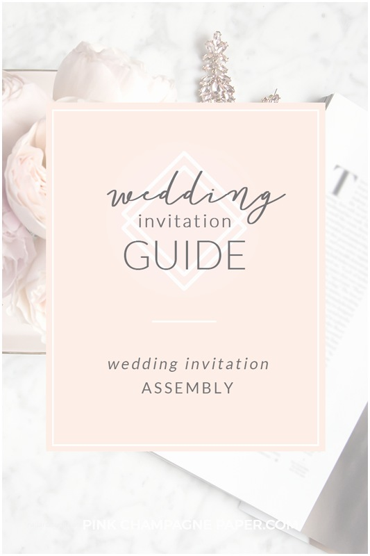 Wedding Invitation Assembly Resources Archives Page  Of