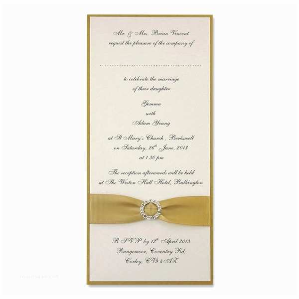 Wedding Invitation Assembly Self Assembly Buckle Invitation More Colours