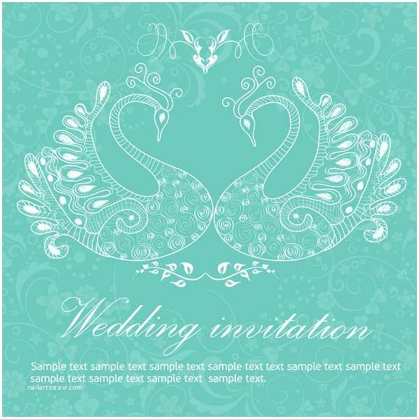 Wedding Invitation Background Invitation Free Vector 1 666 Free Vector for