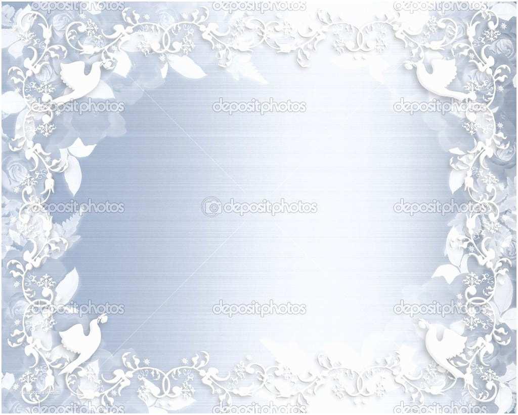 Wedding Invitation Background Wedding Invitation Background Blue Free Yaseen for