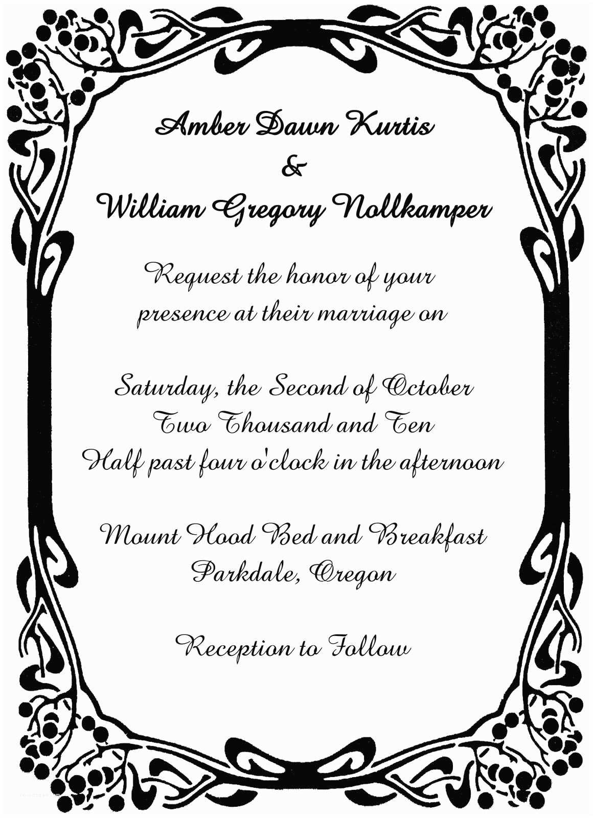 Wedding Invitation Borders 15 Border Designs for Wedding Invitations Wedding